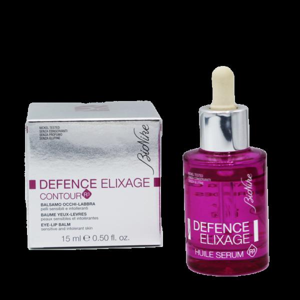 DEFENCE ELIXAGE CONTOUR + HUILE SERUM