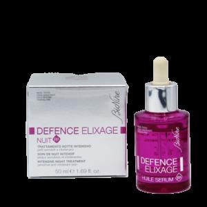 Defence Elixage Nuit & Huile Serum